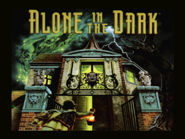Alone In The Dark 1994 Interplay Us Cd3d00380 R1h Iso